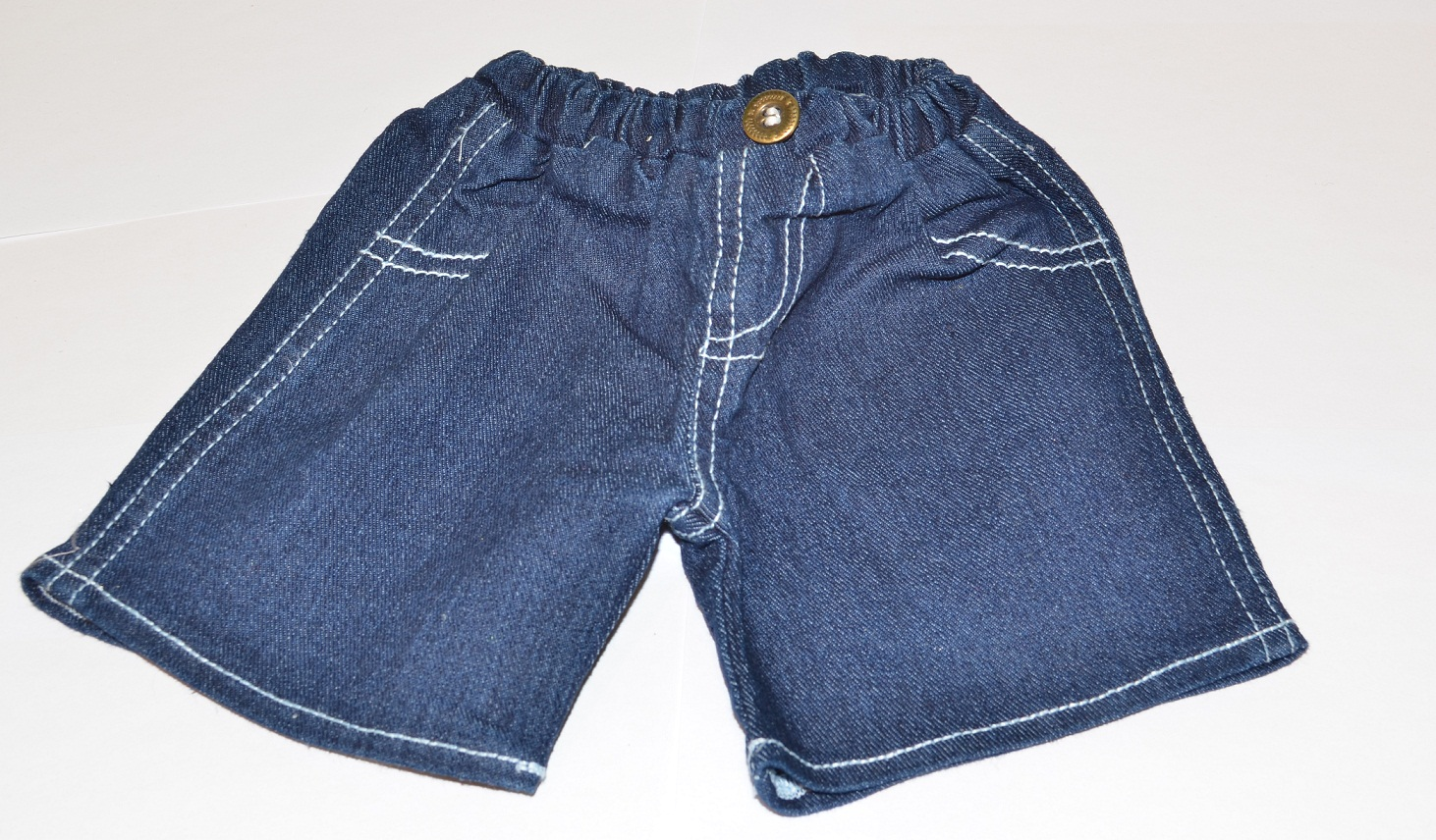 Denim Short Dark