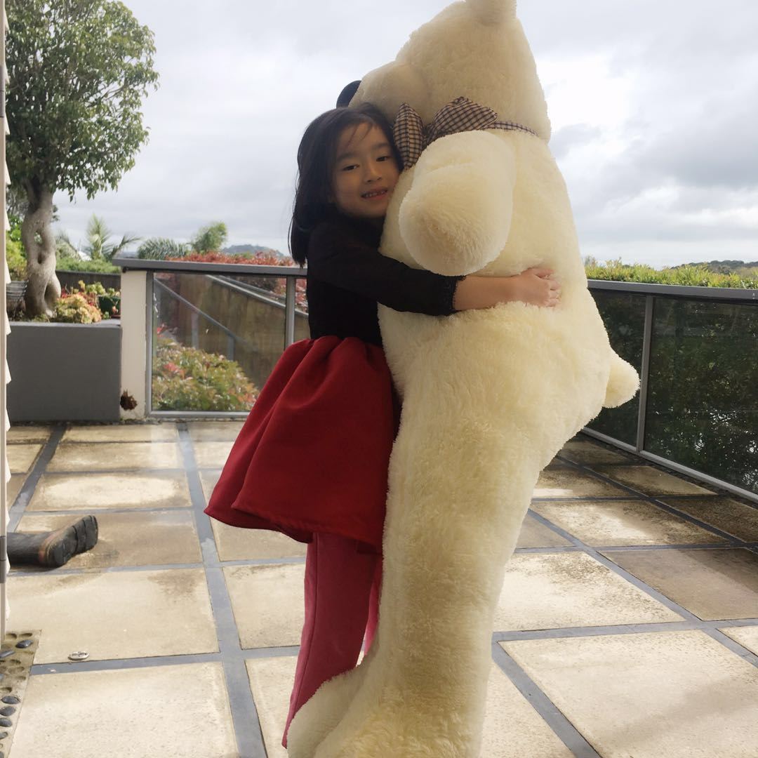giant teddy 1.5m white